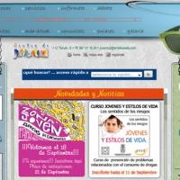 Trabajamos con el Portal Web del Centro de Juventud de Albacete