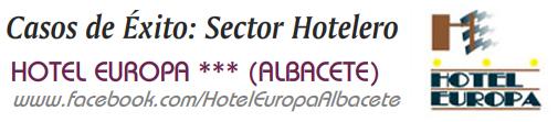Hotel en el centro de Albacete