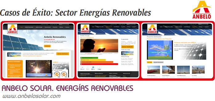 Caso de exito Sector Energías Renovables