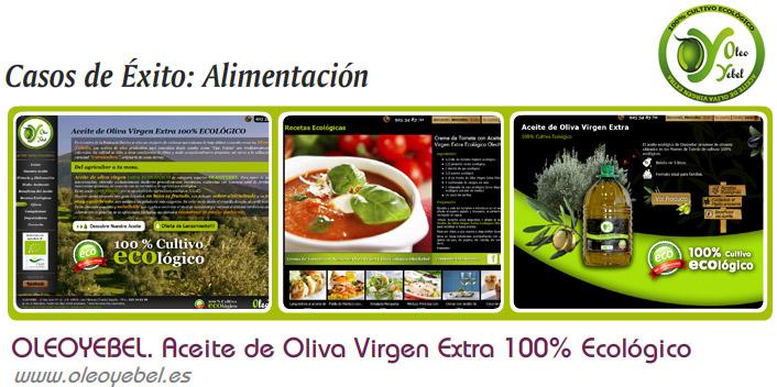Tienda Online aceite de oliva ecologico